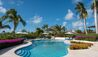 Tir Na Nog Estate House at Harbour Heights, Jumby Bay Island : Swimming Pool