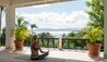 Tir Na Nog Estate House at Harbour Heights, Jumby Bay Island : Yoga Pavilion