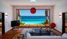 Porto Zante Villas and Spa : Royal Infinity Villa Living Room