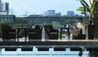 The Peninsula Tokyo : Pool Terrace
