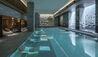 Four Seasons Hotel Kyoto : Indoor Pool
