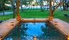 Villa Atas Ombak : Master Bedroom Plunge Pool