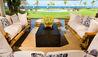 Villa Atas Ombak : Lounge