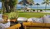 Villa Atas Ombak : Outdoor Seating