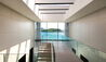 Cliff Top Residence : Atrium