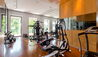 Cliff Top Residence : Fitness Room