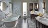 Mandarin Oriental, Canouan : One Bedroom Oceanview Penthouse Bathroom