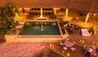 The Liming, Bequia : Pool And Dining Area