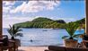 The Liming, Bequia : View