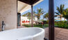 Al Baleed Resort Salalah by Anantara : One Bedroom Beach Villa Bathroom