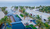 Al Baleed Resort Salalah by Anantara : Resort Aerial View