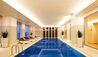 Sheraton Grand Hiroshima Hotel : Indoor Swimming Pool