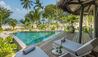 TreeHouse Villas : Beachfront Pool Villa