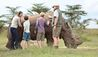 Ol Pejeta Bush Camp : Rhino Interaction