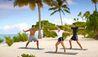 The Brando : Beach Yoga