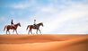 The Ritz-Carlton Ras Al Khaimah, Al Wadi Desert : Horse Riding In Desert