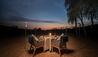 The Ritz-Carlton Ras Al Khaimah, Al Wadi Desert : Desert Dining