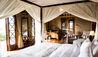 Segera Retreat : Villa Double Bedroom Interior