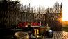 Segera Retreat : Villa Outdoor Bathtub