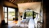 Segera Retreat : Villa Double Bedroom