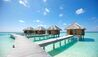 LUX South Ari Atoll : Over Water Lodges