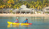 Carlisle Bay : Kayaking