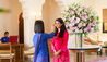 The Oberoi Sukhvilas Resort & Spa : Welcome Ritual
