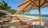 Cheval Blanc St-Barth Isle de France : Beach