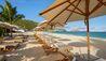 Cheval Blanc St-Barth Isle de France : Beach