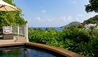 Cheval Blanc St-Barth Isle de France : Hillside Bungalow Pool