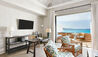 Cheval Blanc St-Barth Isle de France : Room Living Room By Jacques Grange