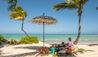 Jumby Bay Island : Pasture Beach Picnic