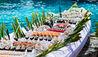 Necker Island : Sushi Boat
