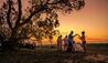 Cheetah Plains Private Game Reserve : Sundowners on Safari