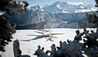 Six Senses Residences Courchevel : Pilatus plane