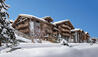 Six Senses Residences Courchevel : Residences Exterior