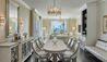 Rosewood Miramar Beach Montecito : Miramar Suite Dining Room