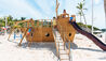 Hamilton Princess & Beach Club, A Fairmont Managed Hotel : Children Beach Play Area
