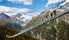 Chalet Zermatt Peak : The Charles Kuonen Suspension Bridge