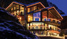 Chalet Zermatt Peak : Exterior At Night