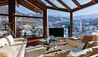 Chalet Zermatt Peak : Lounge