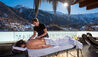 Chalet Zermatt Peak : Massage