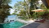 Six Senses Krabey Island : Oceanfront Pool Villa Suite