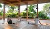 Six Senses Krabey Island : Yoga On The Rooftop Pavilion