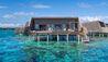 The St. Regis Maldives Vommuli Resort : St Regis Suite