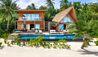 The St. Regis Maldives Vommuli Resort : Two-Bedroom Beach Villa