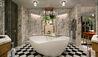 Rosewood Hong Kong : Suite Bathroom