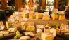 Hotel Hermitage : Cheese Trolley