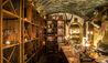 Hotel Hermitage : Wine Cellar