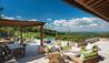 Campo al Doccio at Casali di Casole : Terrace And Pool